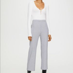 Aritzia Wilfred Kick-flare Pants